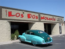 Dining Room at Los Dos Molinos, Mesa, AZ