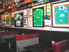 Dining room at Rosie McCaffrey's Irish Pub & Restaurant, Phoenix, AZ