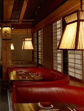 Dining room at THIS RESTAURANT IS CLOSED Taneko Japanese Tavern, Scottsdale, AZ