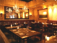 Dining room at The Mission, Scottsdale, AZ