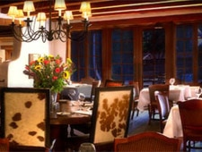 Dining room at Lon's at the Hermosa, Paradise Valley, AZ