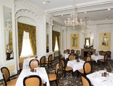 Dining room at Lemaire, Richmond, VA