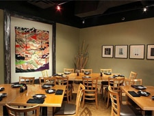 Dining Room at Sushi Zushi, San Antonio, TX