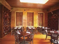 Dining Room at Paesanos 1604, Shavano Park, TX