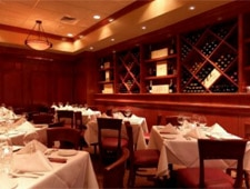 Dining room at Fleming's Prime Steakhouse & Wine Bar, San Antonio, TX