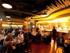 Dining Room at Nao New World Flavors, San Antonio, TX