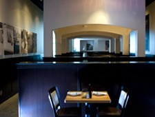 Dining Room at Arch Rock Fish, Santa Barbara, CA