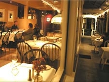 Dining Room at Louie