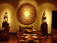 Dining Room at Sawadee Thai Restaurant, Salt Lake City, UT