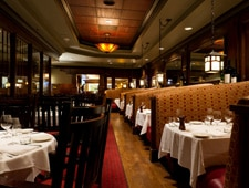 Dining room at Spencer's for Steaks and Chops, Salt Lake City, UT