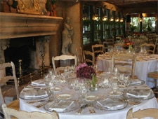 Dining room at La Caille, Sandy, UT
