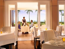 Dining Room at 1500 Ocean, Coronado, CA