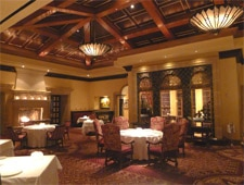 Dining Room at Addison, San Diego, CA