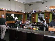 Dining room at Whisknladle , La Jolla, CA