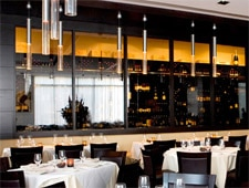 Dining Room at Bice Ristorante, San Diego, CA