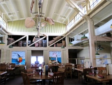 Dining Room at Monterey Bay Canners, Oceanside, CA