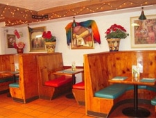 Dining room at Fidel's, Solana Beach, CA