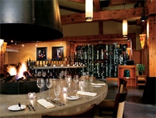 Dining Room at Barking Frog, Woodinville, WA