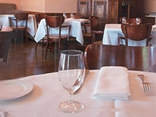 Dining room at THIS RESTAURANT IS CLOSED Lampreia, Seattle, WA