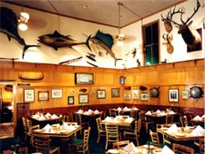 Dining room at Spenger's Fresh Fish Grotto, Berkeley, CA