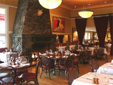 Dining Room at Left Bank, Larkspur, CA