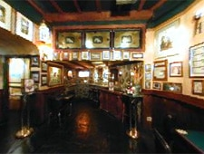 Dining Room at O'Reilly's Pub & Restaurant, San Francisco, CA