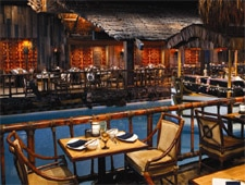 Dining room at Tonga Room & Hurricane Bar, San Francisco, CA