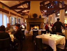 Dining Room at Cetrella, Half Moon Bay, CA