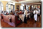 Dining room at THIS RESTAURANT IS CLOSED Left Bank, San Mateo, CA