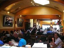 Dining Room at Fresca, San Francisco, CA