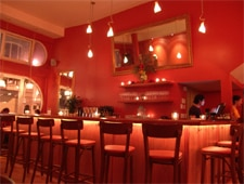 Dining Room at Dosa, San Francisco, CA