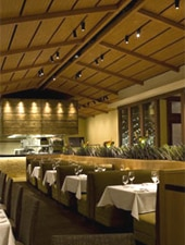 Dining room at LarkCreekSteak, San Francisco, CA
