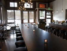 Dining Room at Beretta, San Francisco, CA