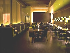 Dining Room at Bijou Restaurant & Bar, Hayward, CA