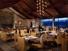 Dining room at Madera, Menlo Park, CA
