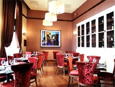 Dining Room at Pican, Oakland, CA