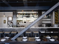 Dining Room at Marlowe, San Francisco, CA