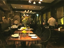 Dining Room at Wayfare Tavern, San Francisco, CA