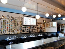 Dining room at Citizen's Band, San Francisco, CA