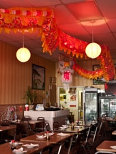 Dining Room at Mission Chinese Food, San Francisco, CA
