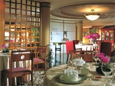 Dining room at Summer Palace, Singapore, singapore