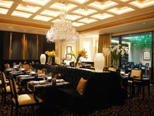 Dining room at Joel Robuchon, Sentosa, singapore