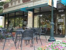 THIS RESTAURANT IS CLOSED Atlas Restaurant, St. Louis, MO