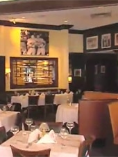 Dining room at Mike Shannon's Steak & Seafood, St. Louis, MO