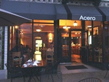 Dining room at Acero, Maplewood, MO