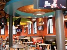 THIS RESTAURANT HAS CHANGED NAMES Skybox Sports Bar & Grill, St. Louis, MO