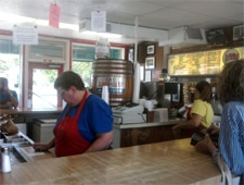 Dining room at Carl's Drive In, Brentwood, MO