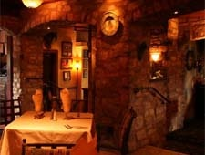 Dining Room at Dahl & DiLuca, Sedona, AZ