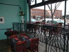 Dining room at Pasto, Flagstaff, AZ