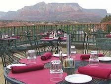 Dining Room at Shugrue's Hillside Grill, Sedona, AZ
